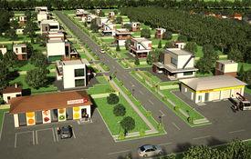 Hi-tech  Cottage Village