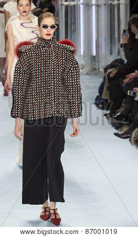 Carolina Herrera - Fall 2015 Collection