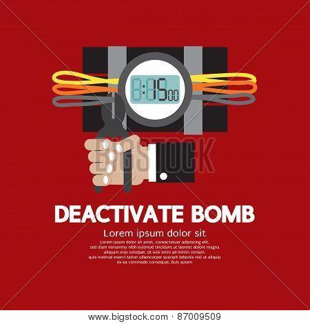 Deactivate Bomb.