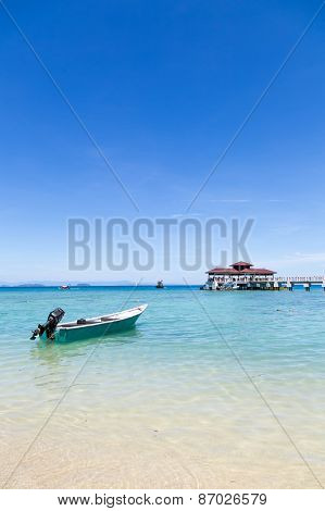 The Boat & Jetty
