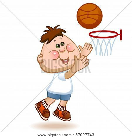 sports schoolboy