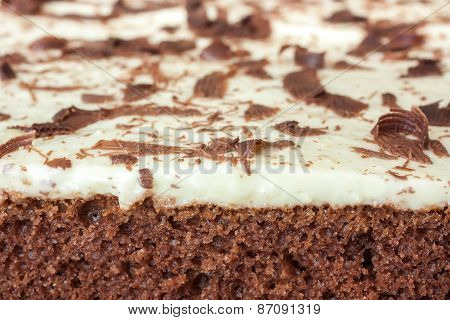 Cake With Chocolate Chips