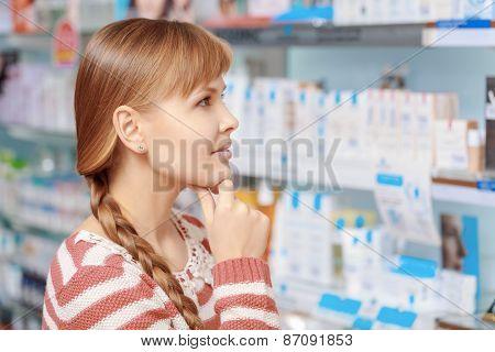 Customer choice at the pharmacy
