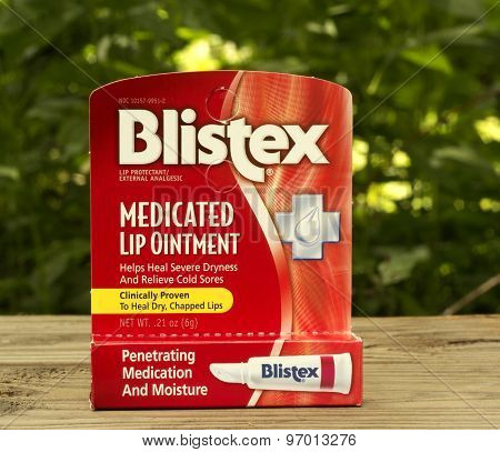 Blistex Medicated Ointment
