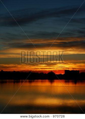 September Skies Sunrise