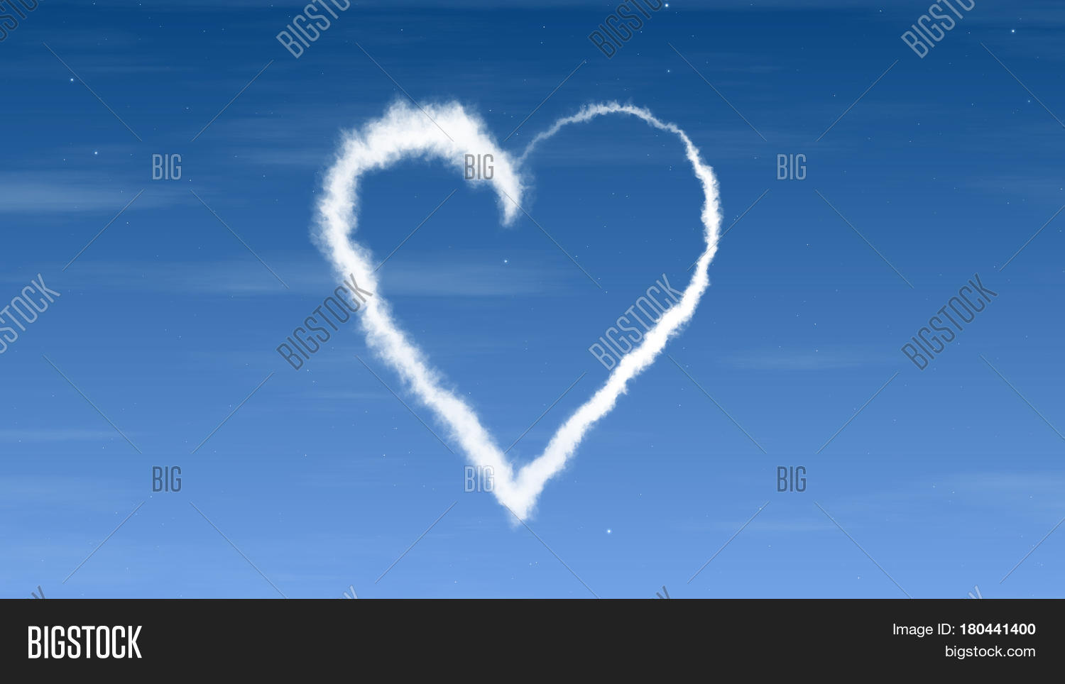 Heart symbol airplane trail sky image photo bigstock heart symbol with airplane trail at the sky love symbol for valentines day illustration buycottarizona Image collections