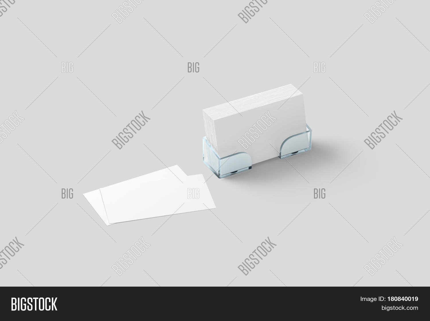 White business card mockup acrylic image photo bigstock white business card mockup in acrylic holder isolated plastic transparent glass box with blank namecards reheart Images