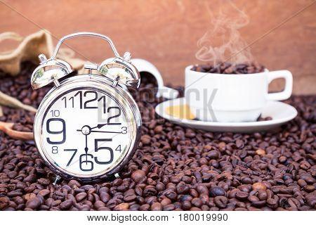 Coffee Break Time