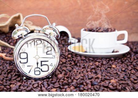 Coffee Morning Time