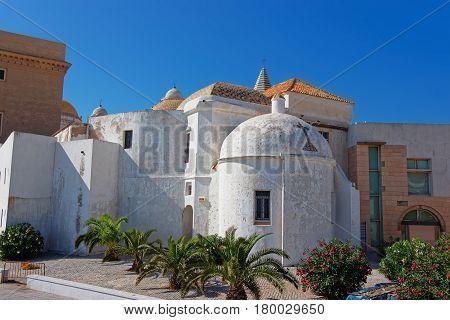 Campo Del Sur Avenue In Cadiz