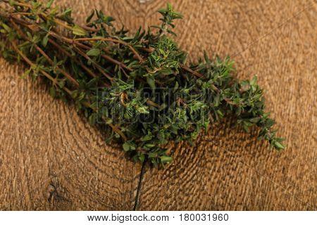 Thyme Heap