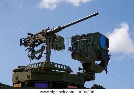 Optics And Gun
