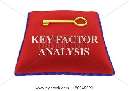 Key Factor Analysis Concept