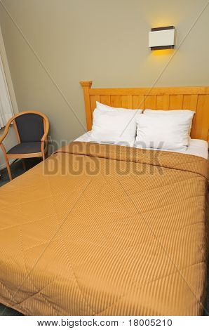 Simple Single Bed