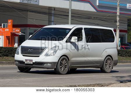 Private Luxury Van From Hyundai Korea. Hyundai H1.