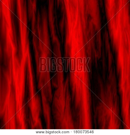Red abstract marble background, futuristic fabric, silk texture with ambient occlusion effect for design concepts, wallpapers, presentations, web and prints. Vector illustration.
