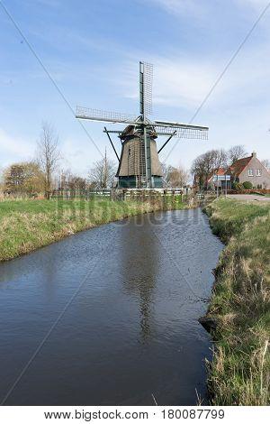 Windmill In Penningsveer