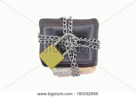 lock the wallet by chain and Locked