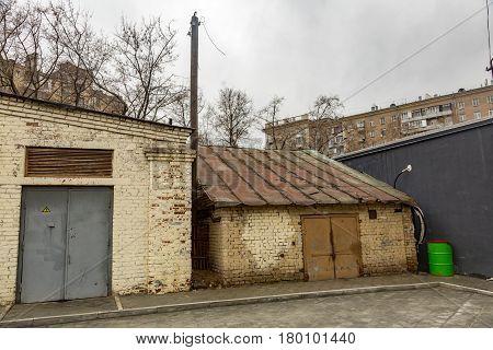 Small City Outbuilding