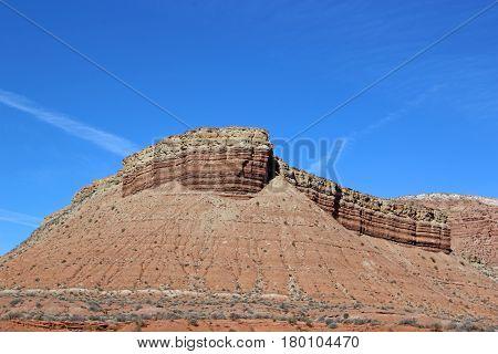 Red rocks of Zion National Park in Utah