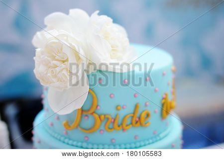 Traditional Anniversary/wedding Multi-layer Cake