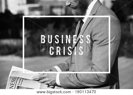 Business Crisis Risk Finance Economy