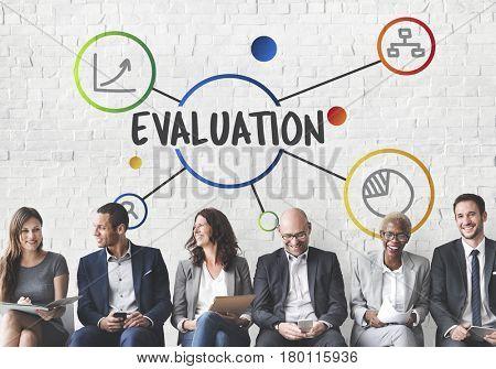 Evaluation Assessment Information Illustration Graphics Concept