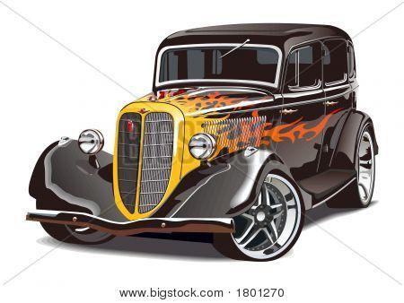 Gaz-M1 Hotrod