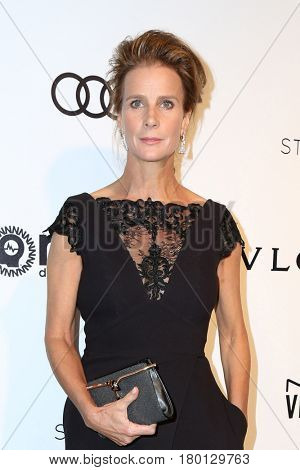 LOS ANGELES - FEB 26:  Rachel Griffiths at the Elton John Oscar Viewing Party 2017 at the City of West Hollywood Park on February 26, 2017 in West Hollywood, CA