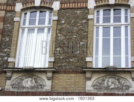 Paris Architecture And Engraving