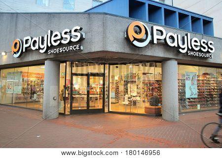Payless Store