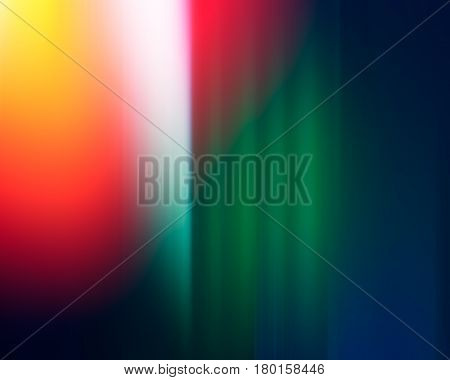 Beautiful abstract background with soft color in a dark tonality