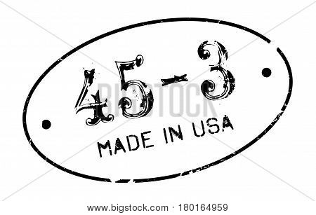 Made In Usa rubber stamp. Grunge design with dust scratches. Effects can be easily removed for a clean, crisp look. Color is easily changed.