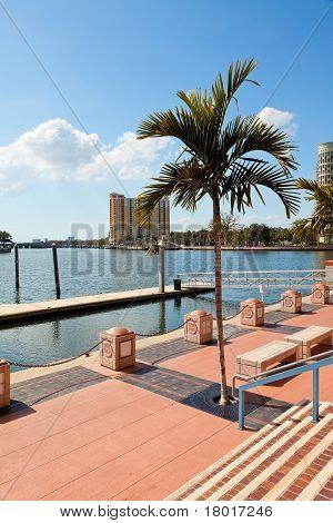 Tampa Bay Business District, Florida