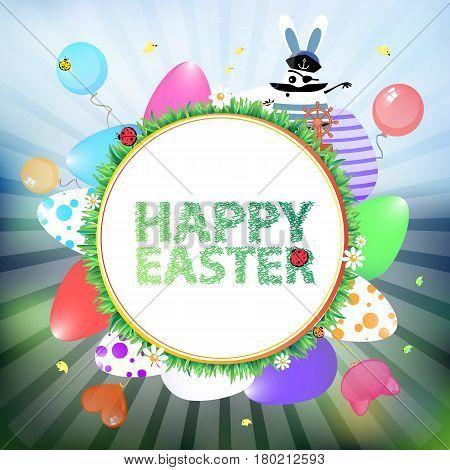 Easter Illustration For Your Design