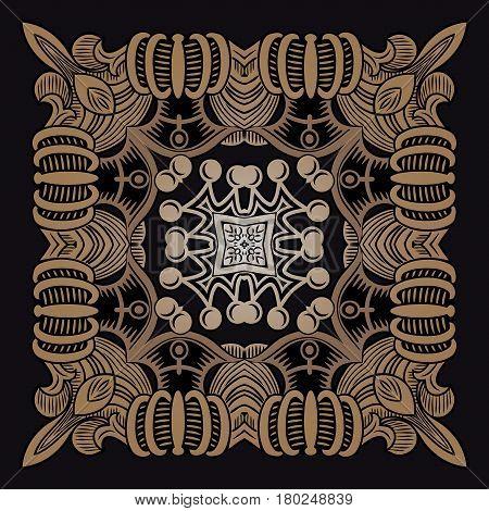 tribal ethnic bohemia fashion abstrac ethnic patterned background