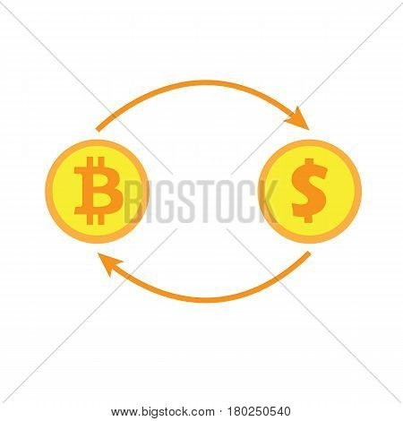 Bitcoin is both a cryptocurrency and an electronic payment system