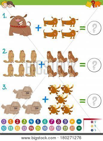 Addition Maths Activity