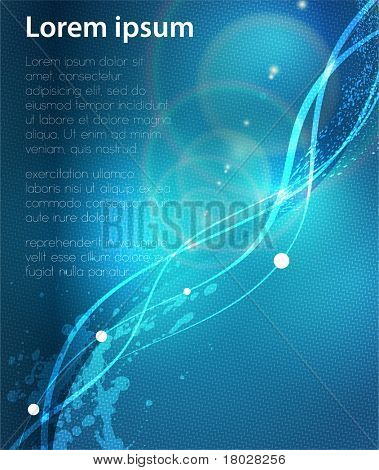abstract business vector background. eps 10.