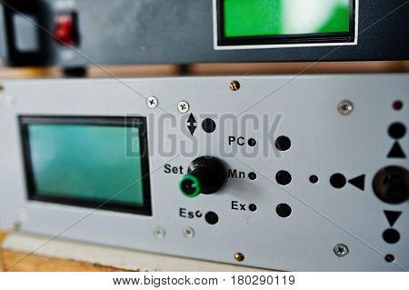 Electric Frequency Converter, Motor Speed Controller, Rework Station.