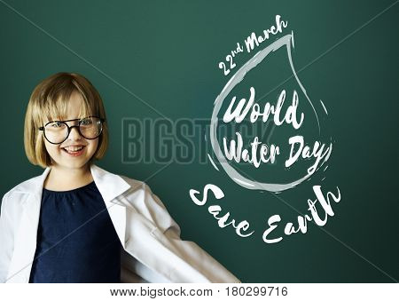 World Water Day Earth Environmental Conservation