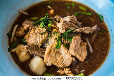 beef noodle soup chinese taiwanese cuisine for lunch