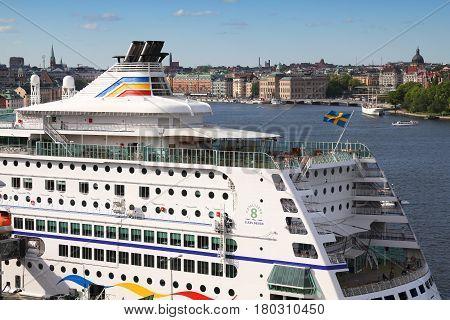 Stockholm Cruise Ship
