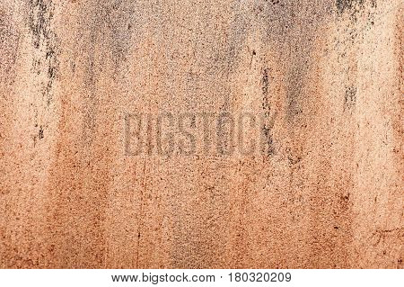 Artistic golden Paint Texture for Your Ad with Place for Text