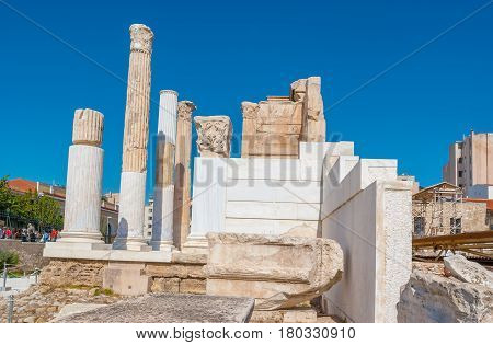 The Marble Ruins