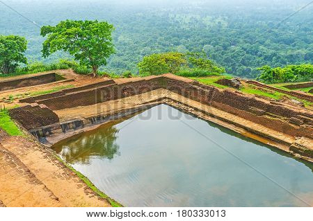 The View With The Cistern