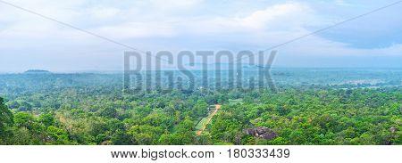 The Nature Of Sigiriya