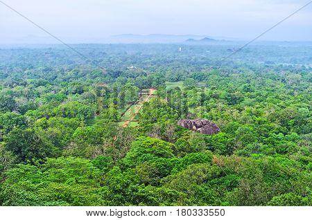 The Green Sigiriya