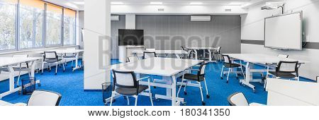 College Group Study Room