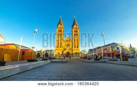 Co-cathedral Of Our Lady In Nyiregyhaza City, Debrecen